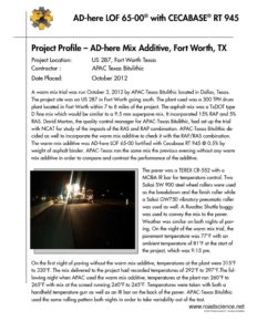 thumbnail of road_science_warm_mix_case_study_fort_worth_texas